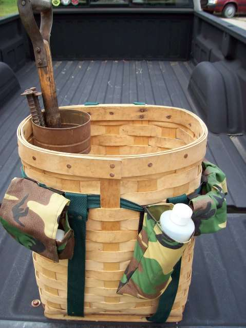 Basket Making Tools Supplies : Pack basket modifications traps equipment archives